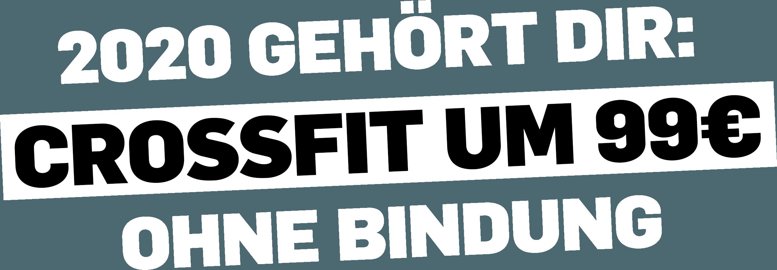 CrossFit Arch | Header